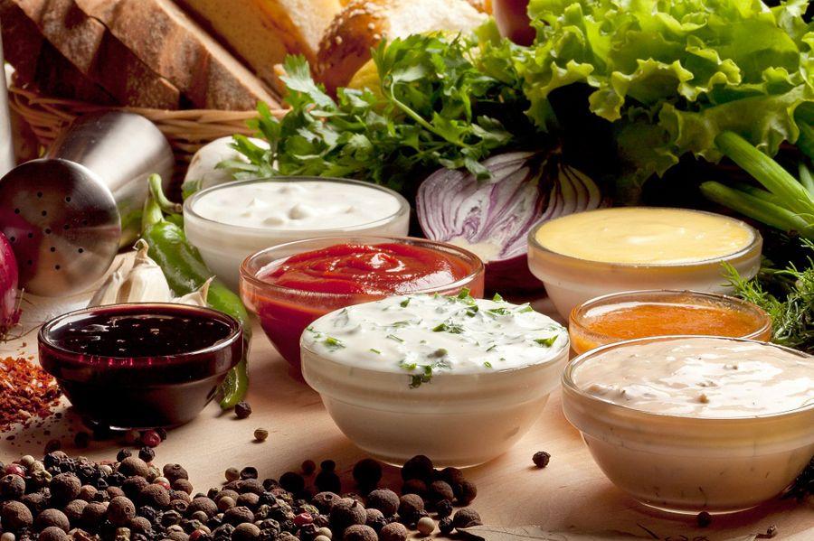 Соусы и добавки