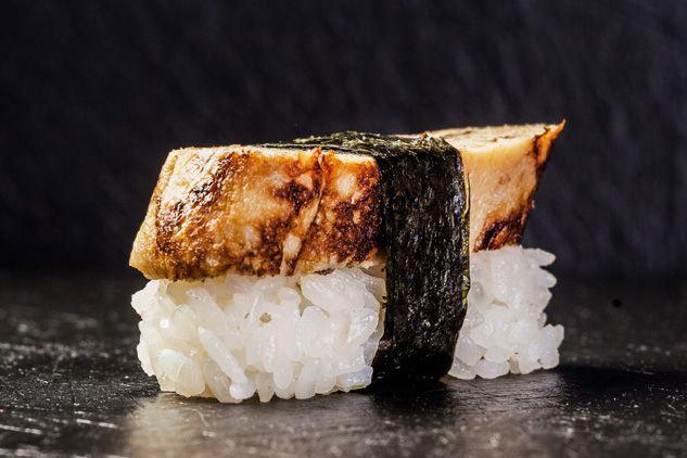 Меню блюд - Японская кухня