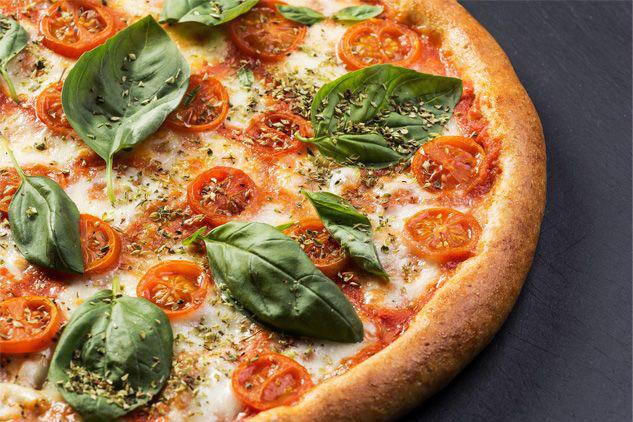 Меню блюд - Пицца