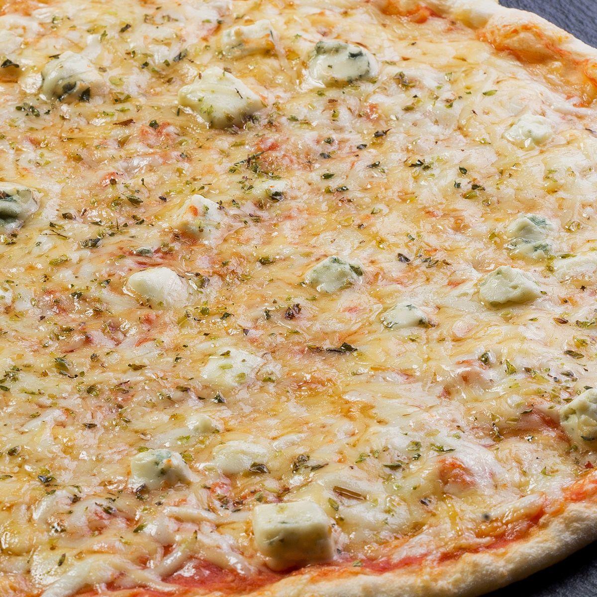 Пицца Кватроформаджио