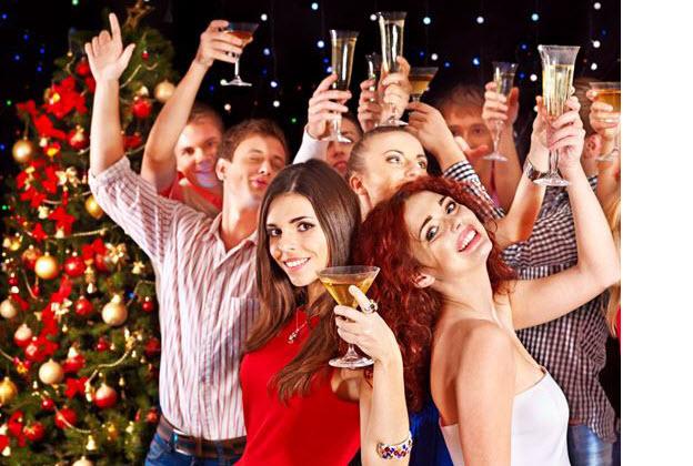 Новогодние корпоративы и Новый год в Terra!