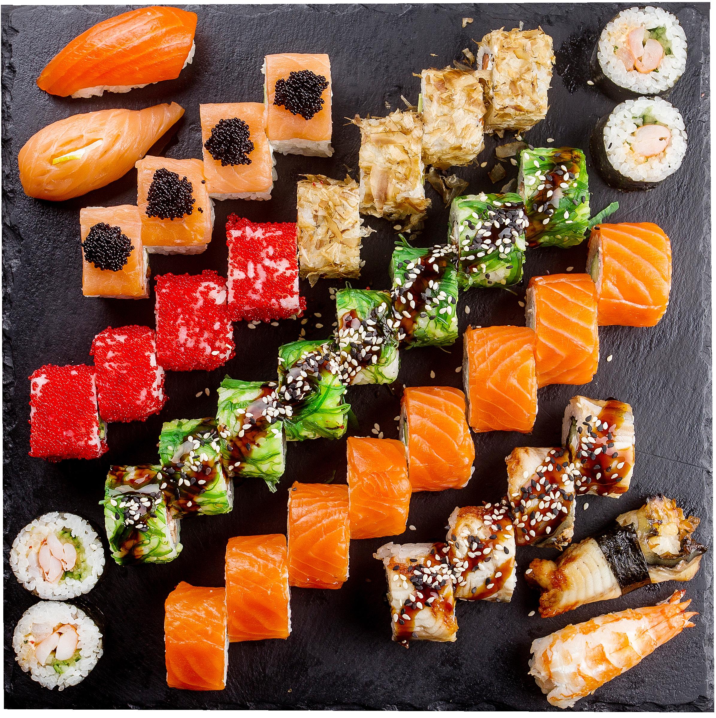 Обновленные суши в Terra!