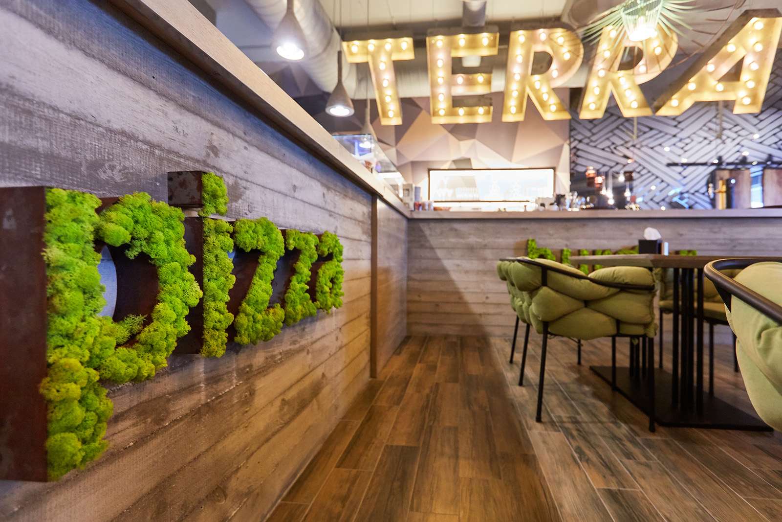 Terra pizza - Лебяжий