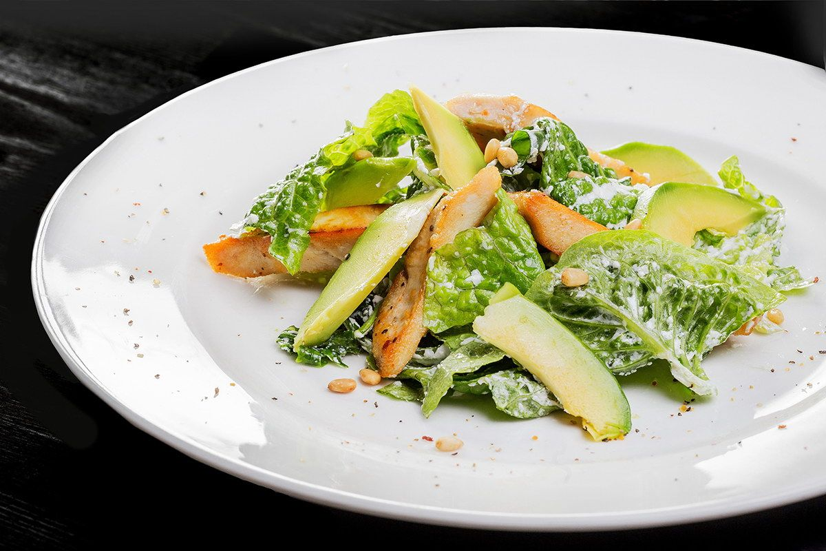 Салат куриное филе рецепт